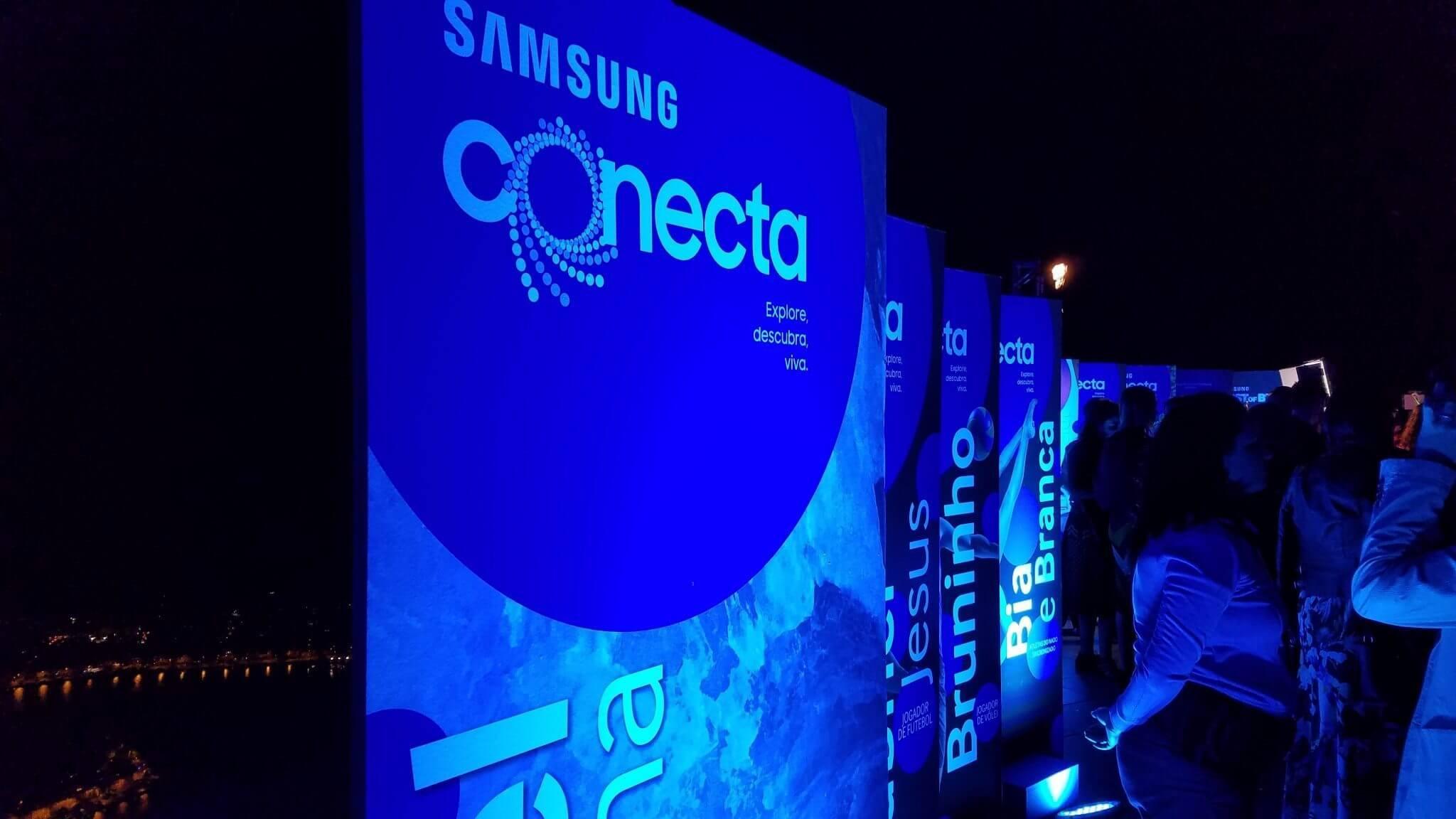 samsung conecta 2 - Samsung Conecta: empresa escolhe o Cristo Redentor para um anúncio especial