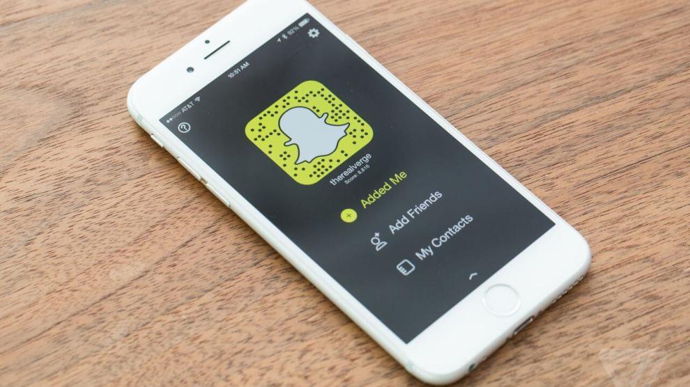 Snapchat muda tudo com nova função