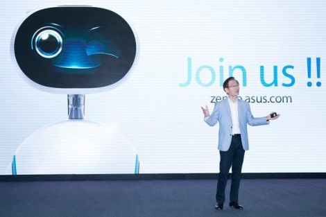 ASUS Chairman Jonney Shih encourages developers and partners to join the Zenbo ecosy - IFA 2016: Asus apresenta o Zenwatch 3, ZenBook 3, Transformer 3 e 3 Pro, Zenpad 3S 10 e ZenScreen