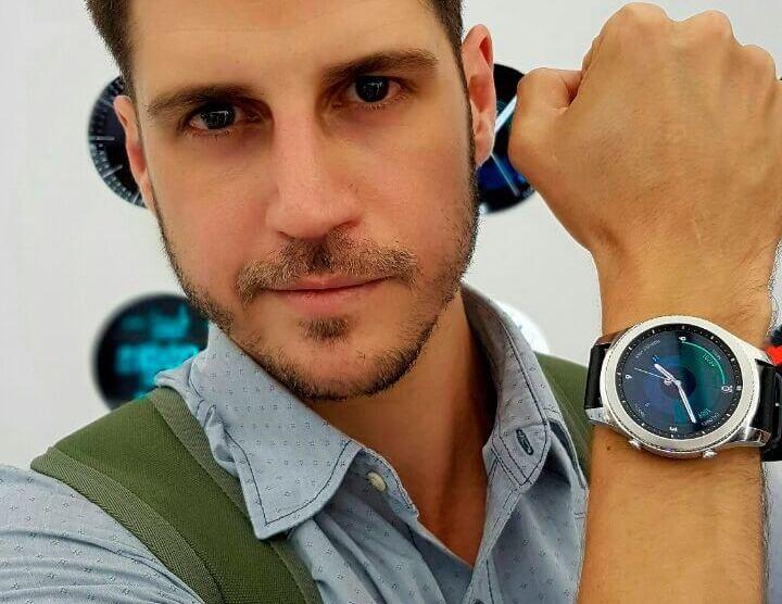 Samsung Gear S3 na IFA 2016