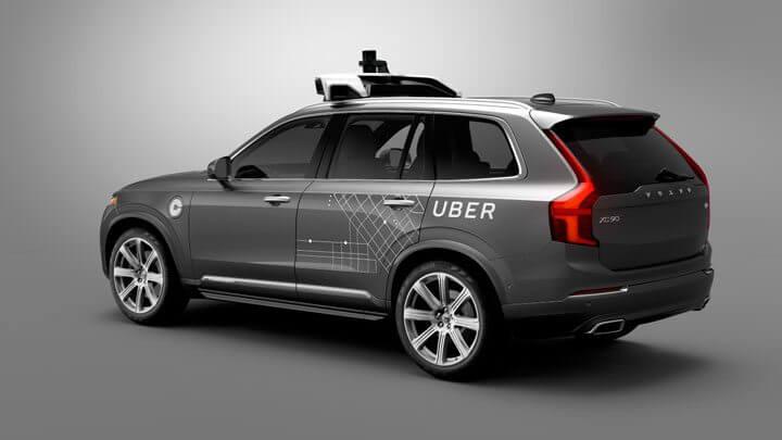 Sem piloto: Uber começa a circular com carros controlados por computador 8