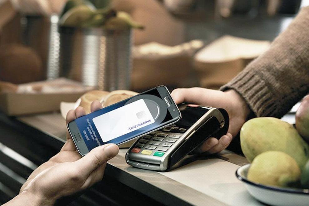 Samsung Pay nova ação