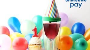Samsung Pay celebra um ano com a marca de 100 milhões de transações 10