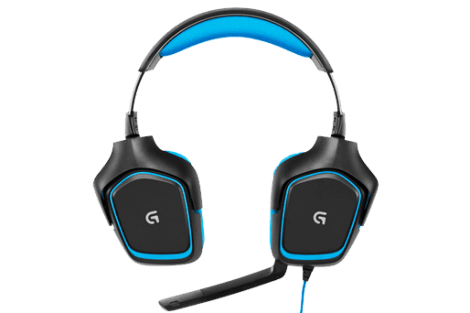 g430 gaming headset images 2 - Review: Headset Logitech G430 com som Surround 7.1