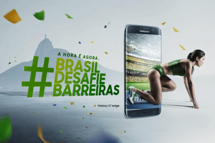Desafie Barreiras Capa 720x480 - Promoção Samsung Desafie Barreiras fomenta Jogos Paralímpicos e sorteia 200 kits de produtos
