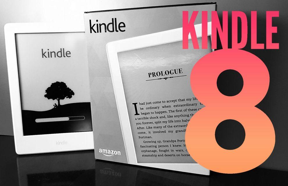 Análise do Kindle 8ª geração  Entrando com estilo no universo dos e-readers  3 c290fc6e0e