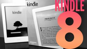 Análise do Kindle 8ª geração: Entrando com estilo no universo dos e-readers 8