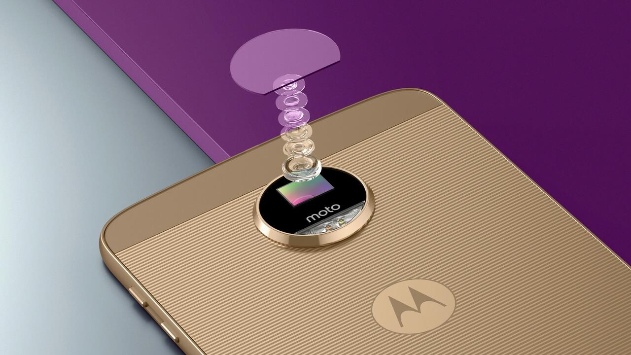 Motorola Moto Z Camera - Bruno Couto assume área de Marketing de smartphones da Lenovo no Brasil