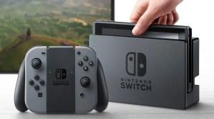 Nintendo Switch não será compatível com discos do Wii U nem cartuchos do 3DS