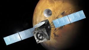 Schiaparelli Capa - Sonda europeia Schiaparelli prepara-se para pousar em Marte