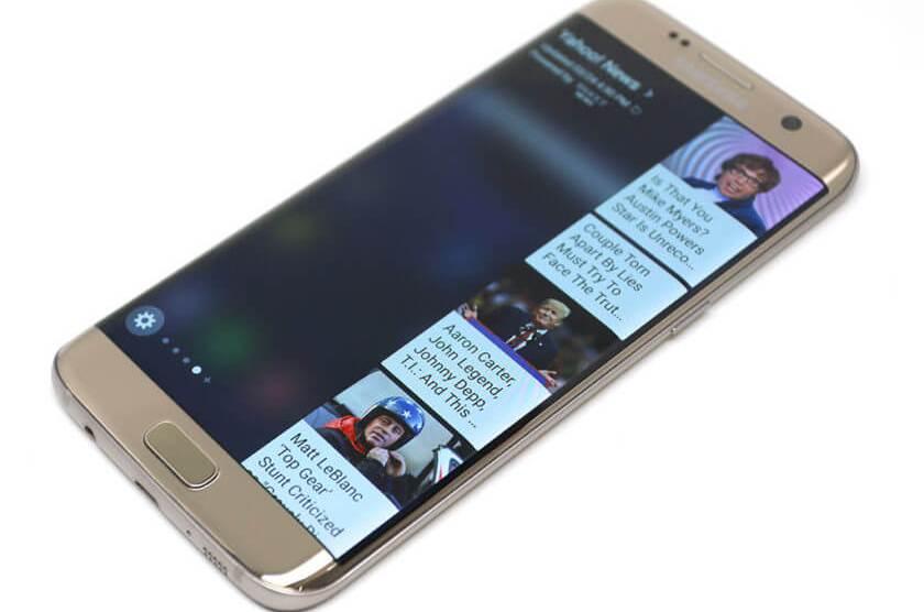 Samsung Galaxy S8 pode ter totalmente curvo e trazer câmera dupla 7