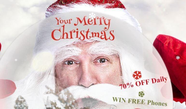gearbest - Promoção de Natal da GearBest oferece até 61% de desconto em produtos selecionados