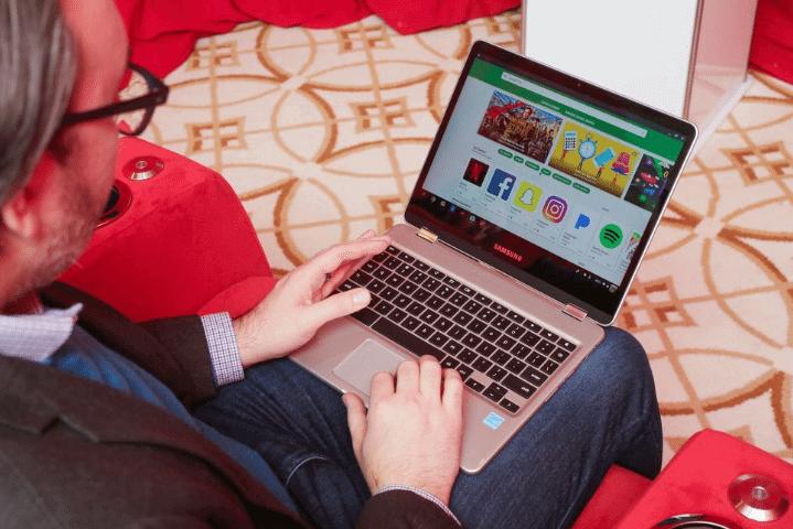 Agora é oficial: todos os novos Chromebooks serão compatíveis com os apps do Android 4