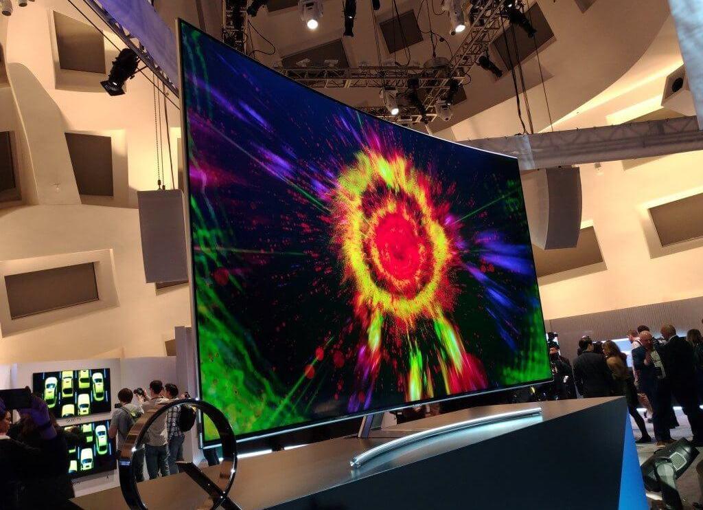 CES 2017: Samsung anuncia nova linha de TVS QLED 4K com HDR 4