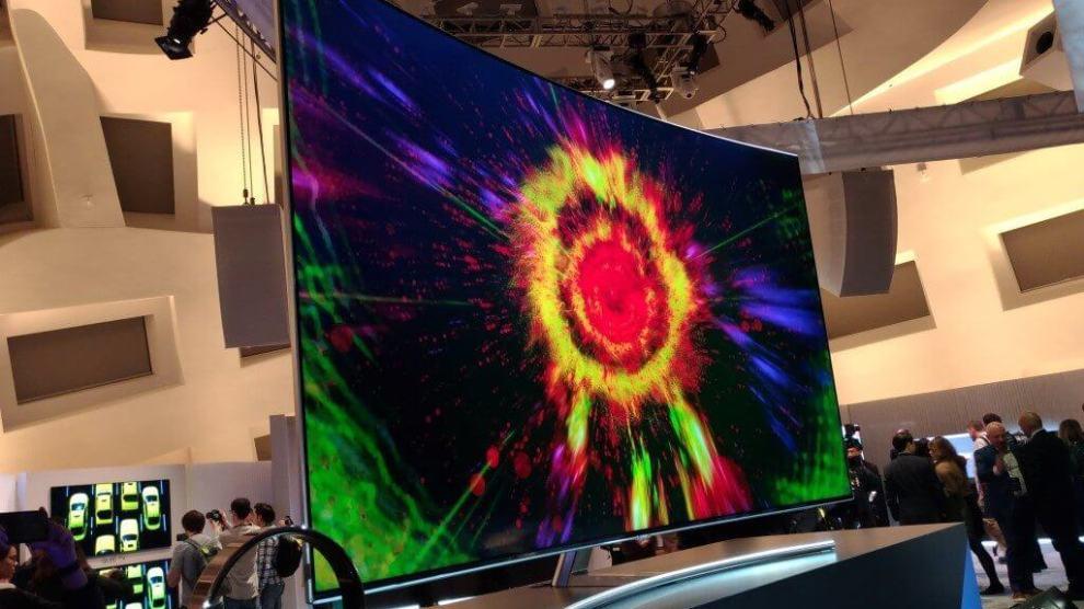 CES 2017: Samsung anuncia nova linha de TVS QLED 4K com HDR 5