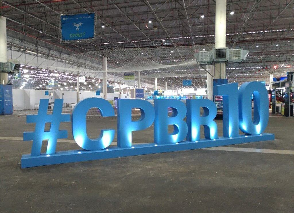 Começa hoje (31/01) a décima edição da Campus Party Brasil 3