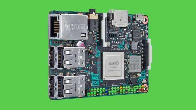 """Conheça o TinkerBoard, o """"Raspberry Pi da ASUS"""" 4"""