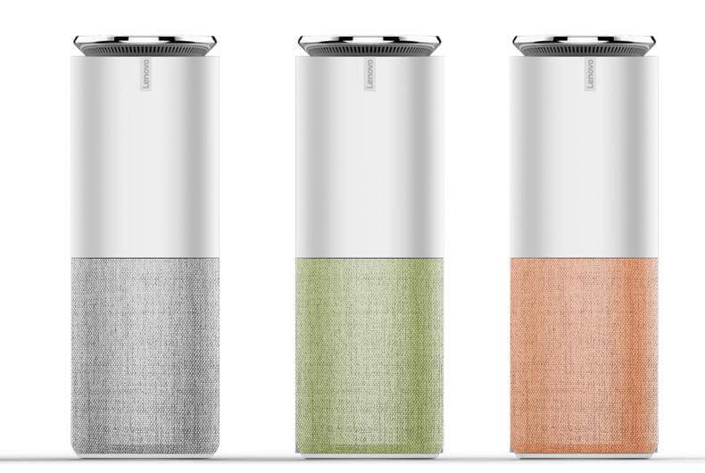 CES 2017: Home Speaker da Lenovo vai bater de frente com o Amazon Echo