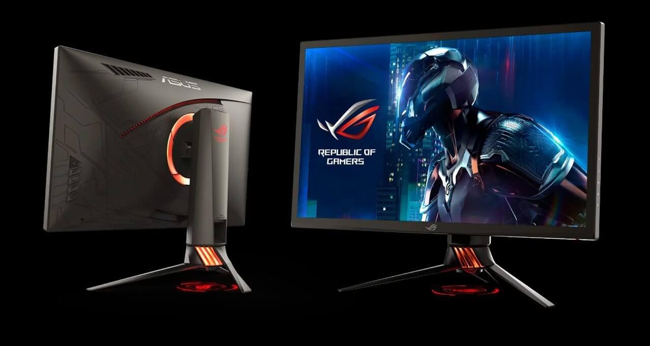 monitor gamer Swift PG27UQ ASUS 1 - ASUS anuncia monitor gamer Swift PG27UQ 144Hz com tecnologias 4K e HDR