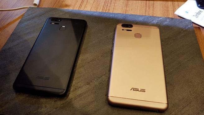 zenfone 3 zoom costas - ASUS apresenta 2 novos smartphones na CES 2017