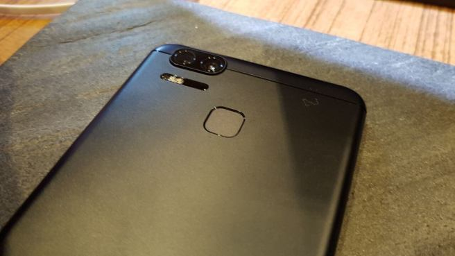 Zenfone 3 zoom preto
