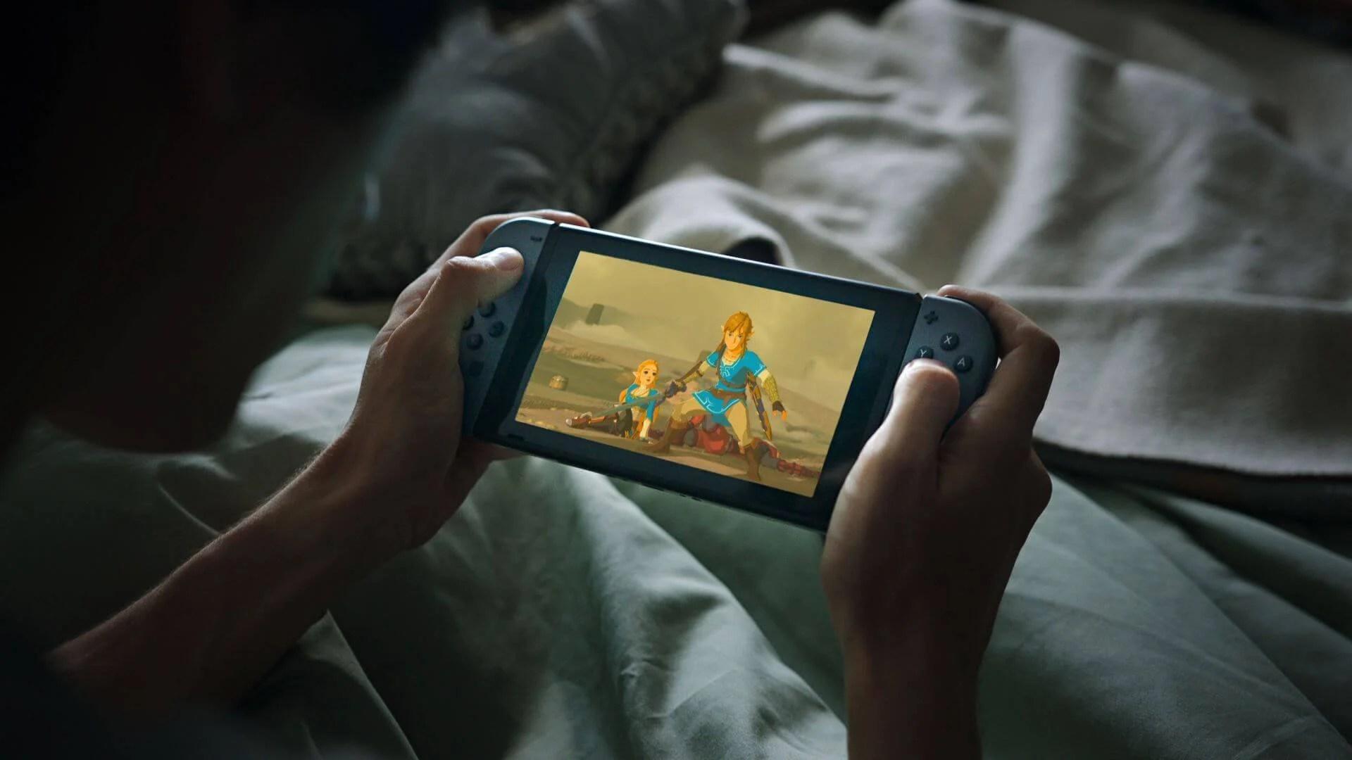 LZBOTW TVC 2.0 - Especificações técnicas do Nintendo Switch foram reveladas!