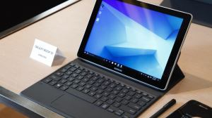 [HANDS-ON] Samsung Galaxy Book na MWC 2017