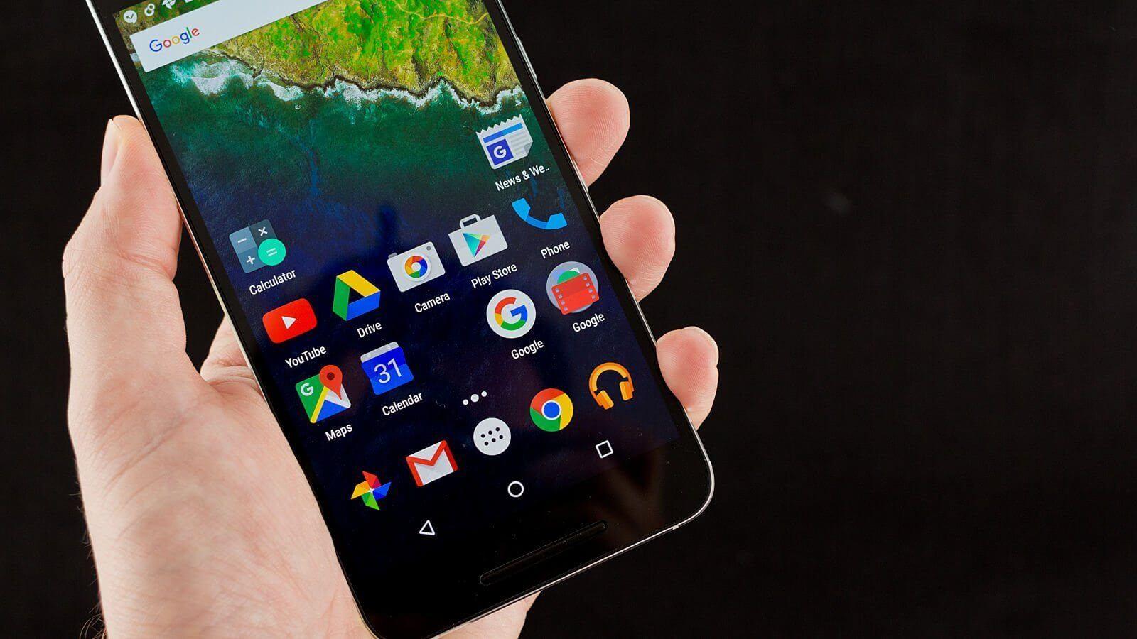google nexus 6p review 4 - Atenção! Google Now Launcher pode ser removido da Play Store em breve