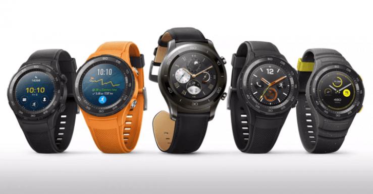 huawei watch 2 720x375 - MWC 2017: Huawei anuncia smartphones P10 e relógios inteligentes Watch 2