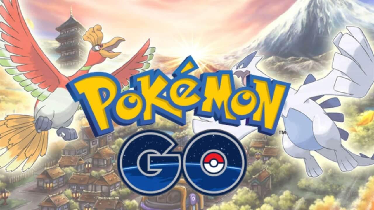 pokemon go johto 191997 1280x0 - Pokémon Go recebe mais 80 monstrinhos e novas funções neste final de semana