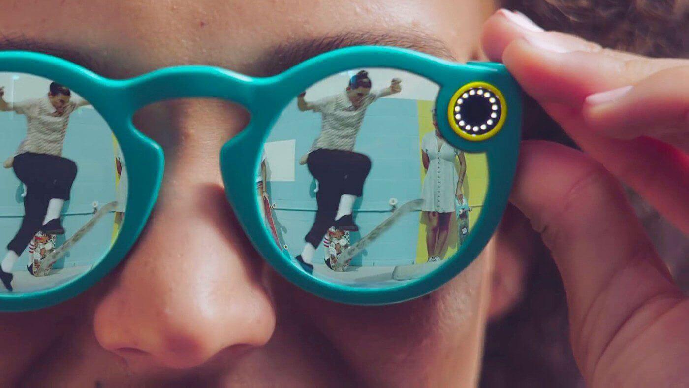 q 100 1 - Óculos Snapchat Spectacles estão à venda na internet