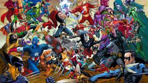 ringue tv quem leva marvel dc - No ringue da TV, quem leva: DC ou Marvel?