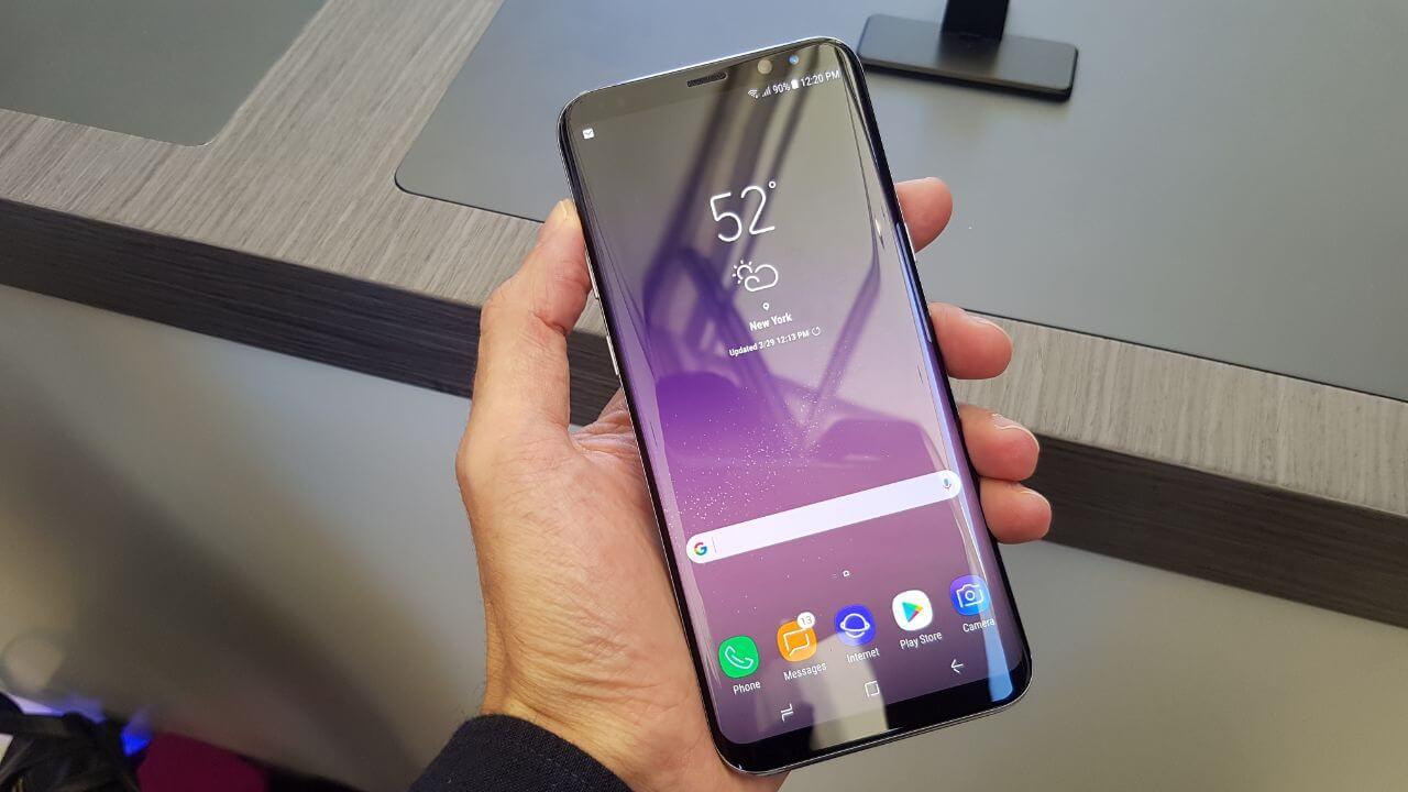 1 4 - HANDS-ON: Primeiras impressões do Galaxy S8