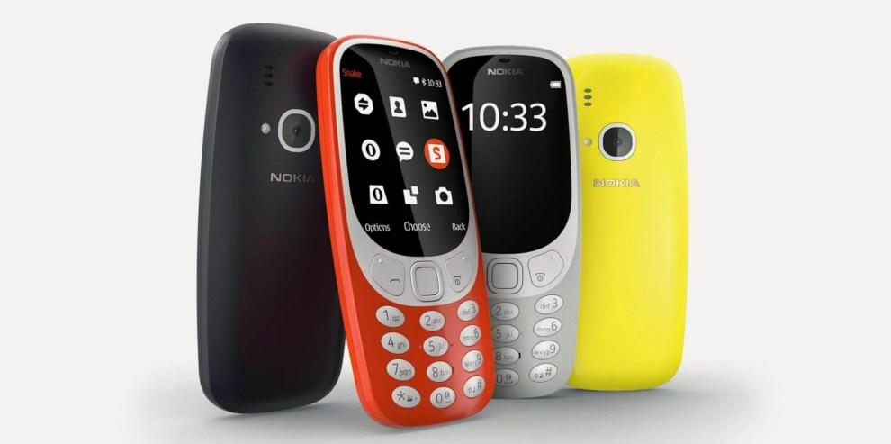Conheça as diferenças do Nokia 3310 de agora para o original lançado há 17 anos