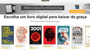 Amazon Brasil doa eBooks e Kindles em resposta à João Doria, prefeito de São Paulo