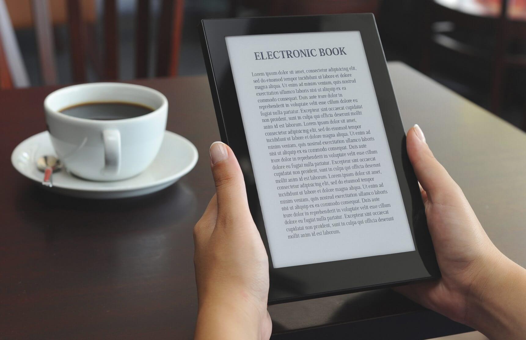 free ebook image - Livros eletrônicos e e-readers devem ficar mais baratos após decisão do STF