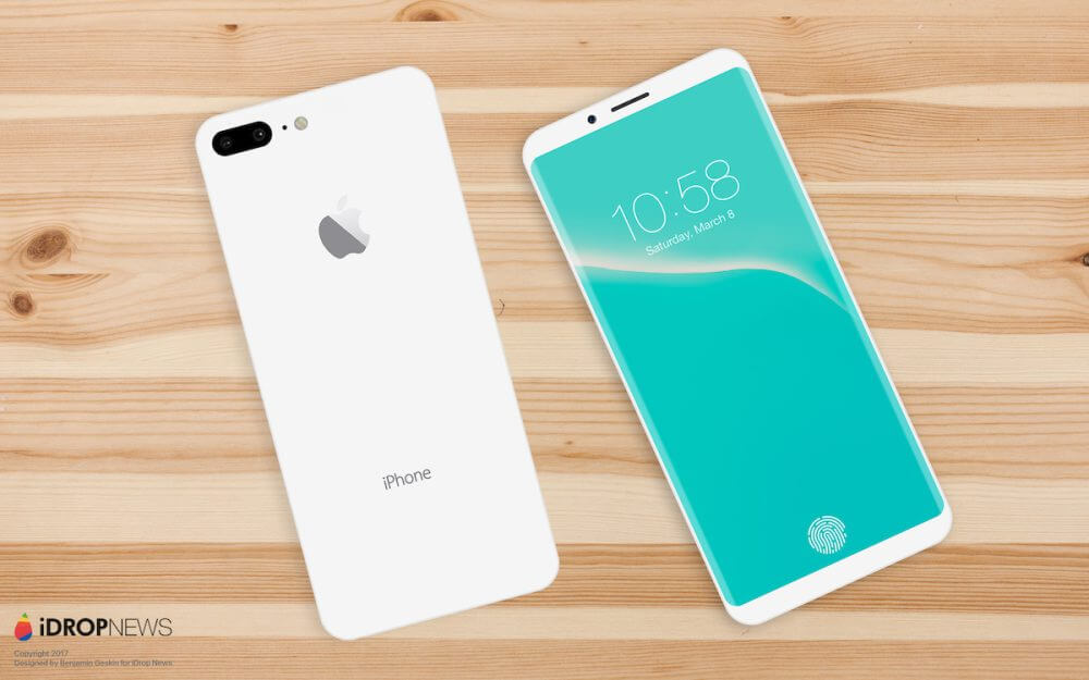 iphone 8 images 3 - Essas imagens mostram como deve ser o iPhone 8