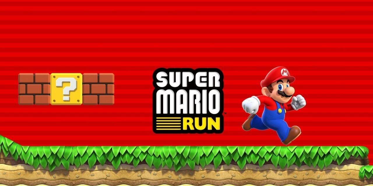 large - Super Mario Run já tem data para chegar ao Android