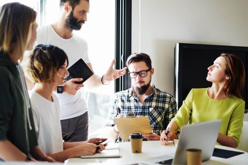 trabalho em grupo - Cinco aplicativos para melhorar e monitorar seus trabalhos em grupo