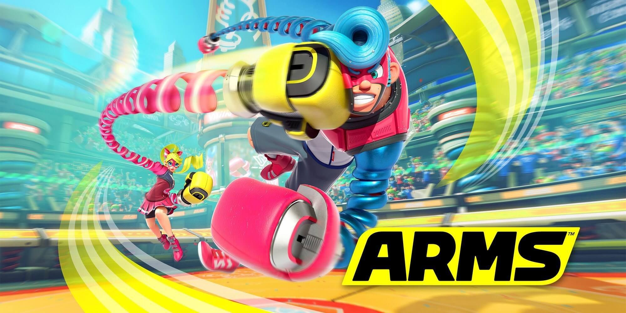 H2x1 NSwitch Arms - Confira os destaques da Nintendo Direct de abril