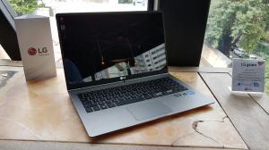 LG apresenta nova linha de notebooks topo de linha LG Gram