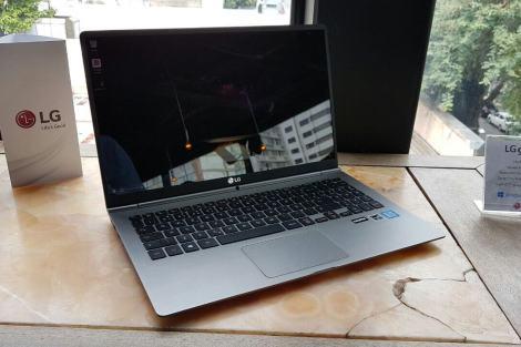 Unknown - LG apresenta nova linha de notebooks premium LG Gram