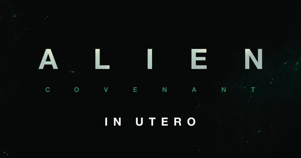 """alien covenant in utero vr experience oculus - Filme """"Alien: Covenant in Utero"""" ganha tratamento de Realidade Aumentada"""
