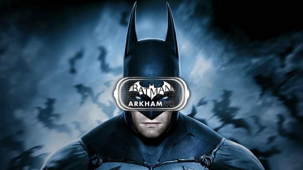 """""""Batman: Arkham VR"""" chega em abril para Oculus Rift e HTC Vive"""