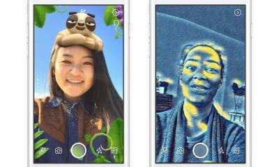 facebook stories camera