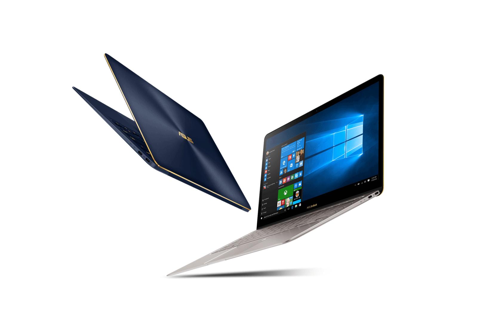 ASUS ZenBook 3 Deluxe UX490 14in screen compact 1kg design - Computex 2017: confira todos os lançamentos da Asus até agora