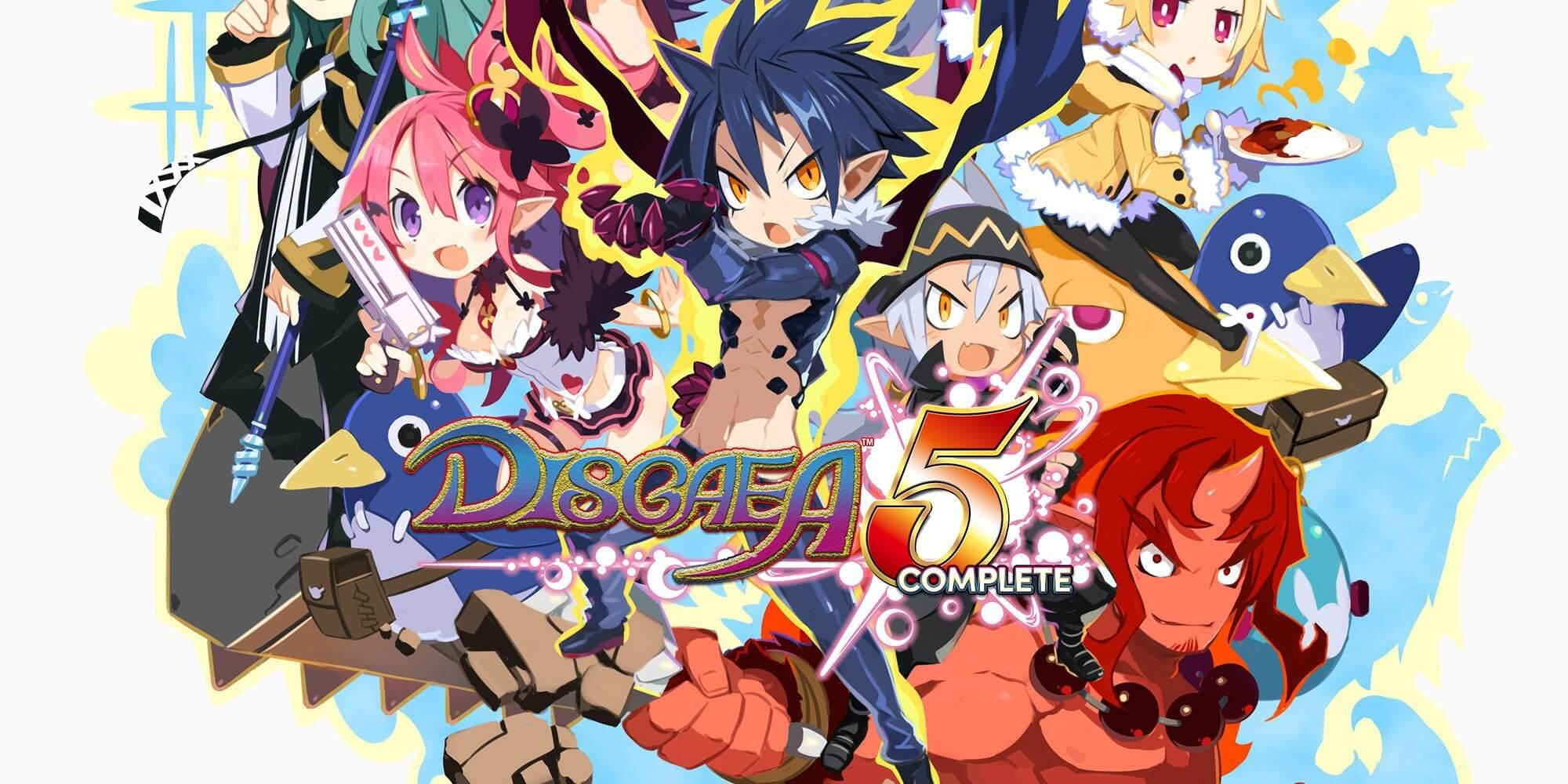 H2x1 NSwitch Disgaea5Complete - Review: Disgaea 5 Complete para Nintendo Switch