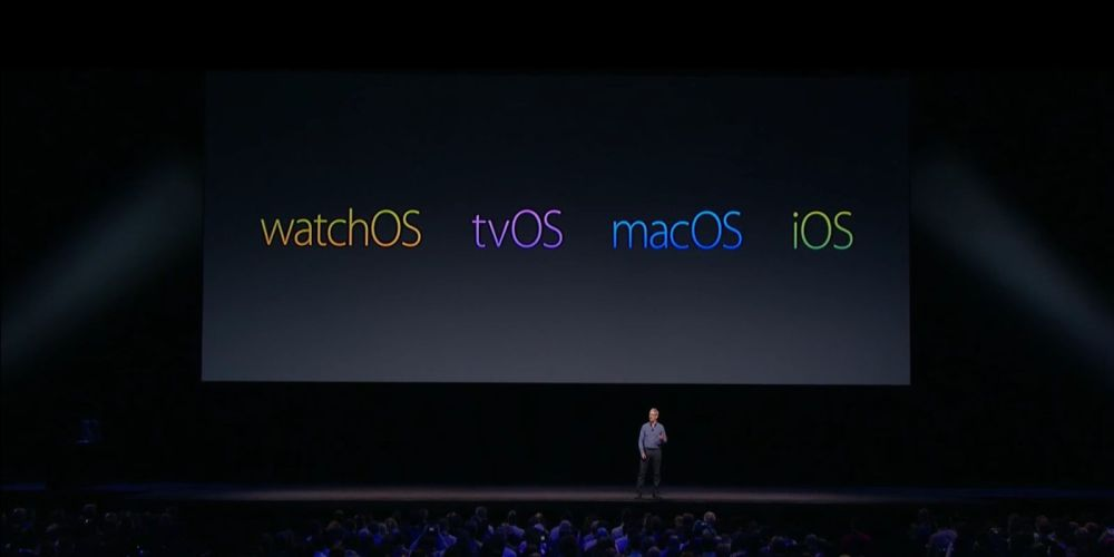WWDC Apple introduce iOS macOS and latest versions of tvOS and watchOS - Apple deve apresentar novo iPad e concorrente do Amazon Echo na WWDC 2017