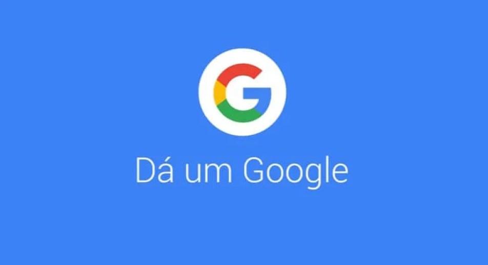 artigo da um google - Dica: Dê um Google para basicamente qualquer coisa