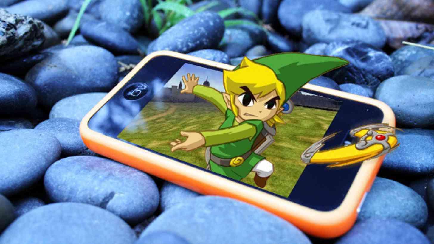 linkiphone - Legend Of Zelda pode ser lançado para smartphones em breve; entenda!